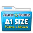 A1 Baby Posters