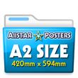 A2 Grand Parents Posters