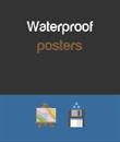 Waterproof Posters