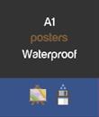 A1 - Waterproof Posters