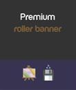 Premium Roller Banner