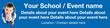 PVC Banner - 12ft x 3ft - Junior School - 1