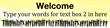 PVC Banner - 12ft x 3ft - Kids 1 - Yellow