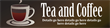 PVC Banner - 12ft x 3ft - Tea and Coffee - 1