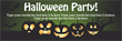 PVC Banner - 6ft x 2ft - Halloween - 1 - Green