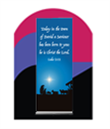 Church Banner Stands - Christmas