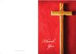 Thank You Folding Card Design 19