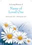 Memorial Card Design 20