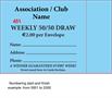 50 - 50 Draw Envelope 001