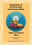 Communion / Confirmation Book 03