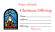 Christmas Dues Envelope 011