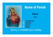 Church Calling Card 004