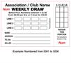 Lotto Envelope-Receipting