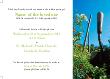 Announcement Card (Landscape) Design 21