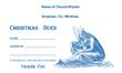 Christmas Dues Envelope 002