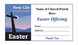 Easter Dues Envelope 006
