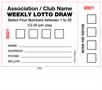 Lotto Envelope 4 Boxes Receipting
