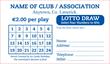 Lotto Envelope Large 1-24