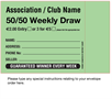 50 - 50 Draw Envelope 005