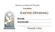 Easter Dues Envelope 007