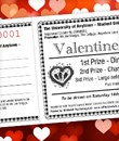 Valentine Tickets